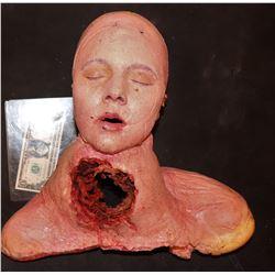 SEVERED BLOODY CORPSE VICTIM HEAD FOAM 2