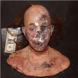 SEVERED BLOODY CORPSE VICTIM HEAD FOAM 4
