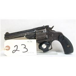 SMITH & WESSON TOP BREAK 38 HANDGUN