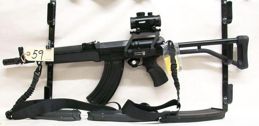 CHECK SMALL ARMS VZ   58 RIFLE