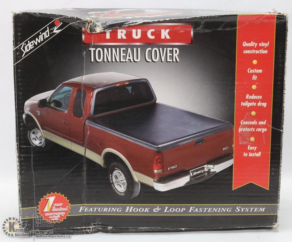 New Sidewind Truck Tonneau Cover
