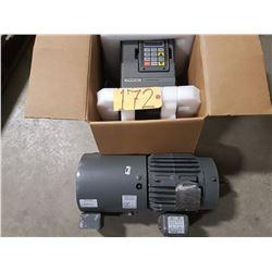 Baldor Vector Drive & Vector Electric Motor