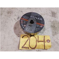 """Reflex Cutting Disc 4""""1/2x1/25x7/8"""""""