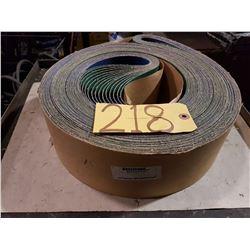 """Abrasive Belt 4""""x132"""" Grit Z80"""