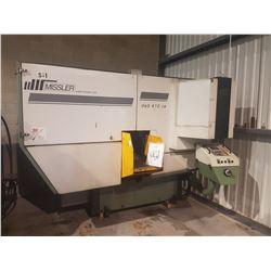 Missler Model dep 410 CE Industrial Automatic BandSawing Machine