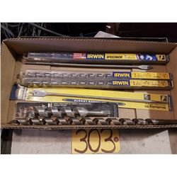 Lot of Wood Drill