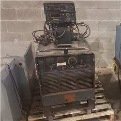 Miller Deltaweld 450 Arc Welding Machine