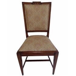GUSTAVIAN DINING SIDE CHAIR - LOS ANGELES