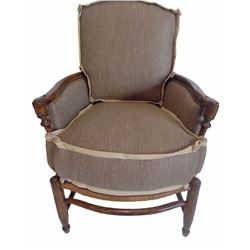 COUNTRY RUSH CLUB CHAIR - LOS ANGELES