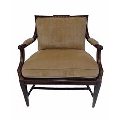 GUSTAVIAN OCCASIONAL CHAIR (LARGE) - LOS ANGELES