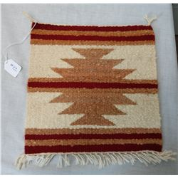 Navajo Small Weaving