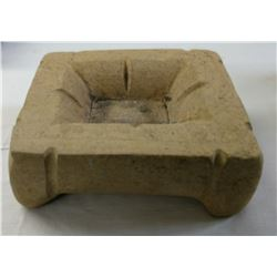 Sandstone Legged Container