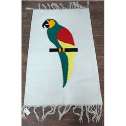 Mexican Parrot Weaving