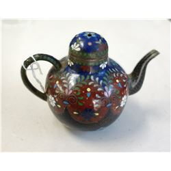Cloisonne Tea Pot