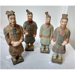 4 Chinese Soldiers
