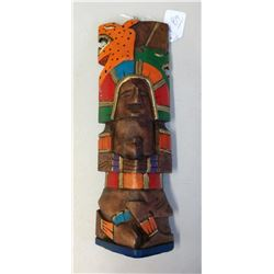 Mexican Wood Carving