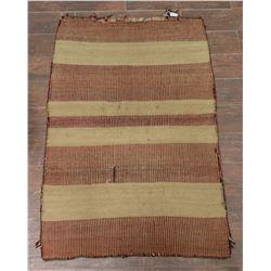Antique Navajo Saddle Blanket