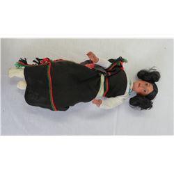 Hopi-style Doll