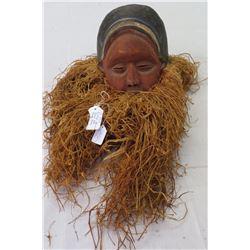 Grass Helmet Mask