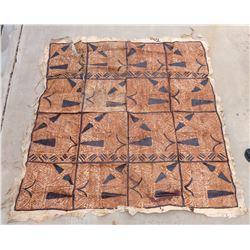 Polynesian Tapa Cloth