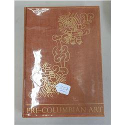 Pre-Columbian Art Book