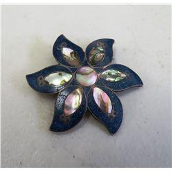 Fine Mexican Pin
