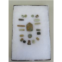 Mayan Jade Collection