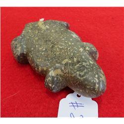 Chumash Stone Turtle