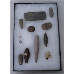 Native American Stone Artifacts