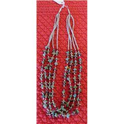 4-Strand Santo Domingo Necklace