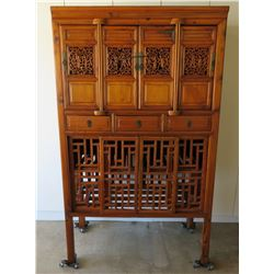 Antique Qing Cabinet-Hutch