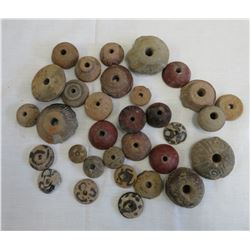 Pre-Columbian Spindle Whorl Collection
