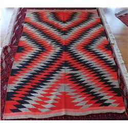 Transitional Navajo Weaving