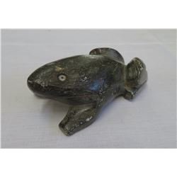 Chumash Stone Frog