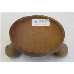 Pre-Columbian Tri-Leg Bowl