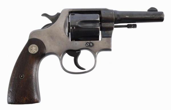Colt  38 Special San Antonio Police Department