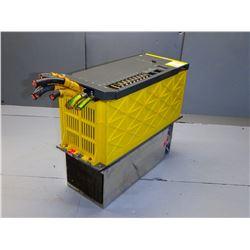 FANUC A06B-6102-H230#520 REV. C SPINDLE AMPLIFIER MODULE