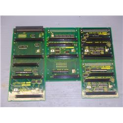 FANUC - MISCELLANEOUS LOT - CIRCUIT BOARDS - SEE PICS FOR MODEL #