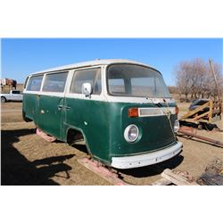 1960's VW Van Converted To Sled