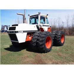 1982 Case 4890 Tractor With Duals, SN:10261036, 7548 Hours