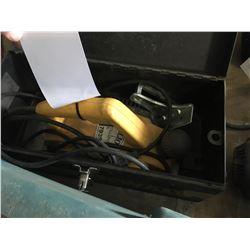 DEWALT ELECTRIC PLANER WITH CASE