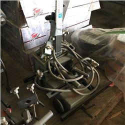GULLCO MODEL GM-01-100 TRACK TOWER CUTTER