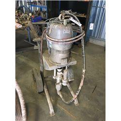 GRACO 208-856 AIR PRESSURE PUMP, COMES WITH FULL REBUILD KIT
