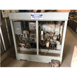 STAMFORD 26KW 31.2KVA 1800 RPM 3 PHASE DIESEL GENERATOR WITH 16870 HOURS