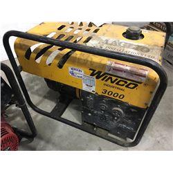 WINDCO 3000 5.5HP GENERATOR