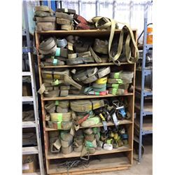 LOT OF CANVAS SLINGS