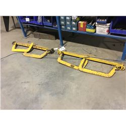 PAIR OF MAN HOLE LIFTS