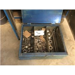 LOT OF IRON WORKER PUNCHES