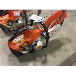 STIHL TS-500I, CHOP SAW