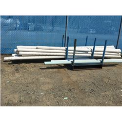 LOT OF 4'' SDR PERFORATED PIPE